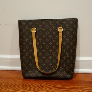MARKDOWN Vintage Louis Vuitton Monogram Brown Tote